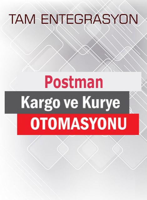 Opencart Pozitif Kargo ( Postman ) Tam Entegrasyon