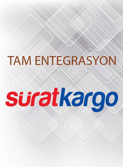 Opencart Sürat Kargo Tam Entegrasyon